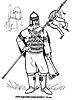 Воины, рыцари, солдаты