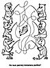 Рисунки по точкам, лабиринты, отличия