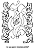 Рисуем по точкам 2. Раскраска_14